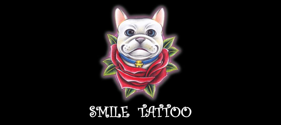 smile tattoo phuket